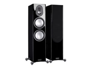 Monitor Audio Gold 300 zwart